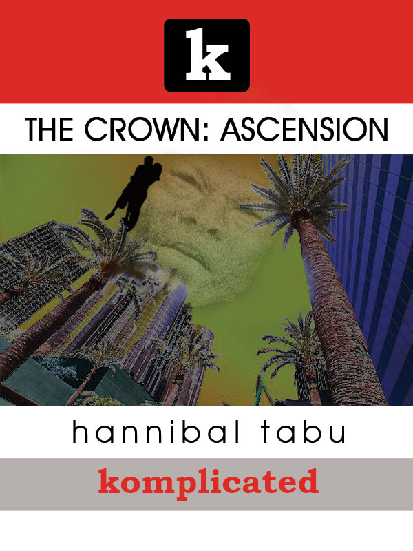 the cover for The Crown: Ascension